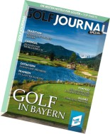 Golf Journal Spezial - Golf in Bayern 2015