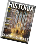 Historia National Geographic Magazine N 138, Junio 2015