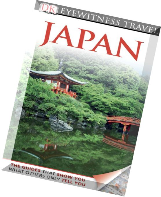 Dk Eyewitness Travel Guide Japan - arubabooks.com