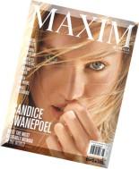 Maxim Australia - June 2015