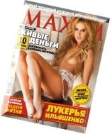 MAXIM Russia - June 2015