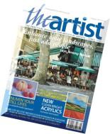 The Artist Magazine 2014-08