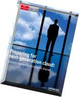 The Economist (Intelligence Unit) - Preparing for next-generation cloud (2015)