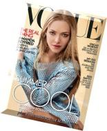 Vogue USA - June 2015