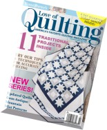 Love of Quilting - January-February 2015