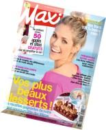 Maxi - 25 Mai 2015