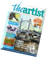 The Artist Magazine 2012-02