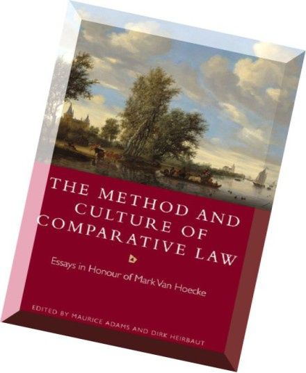 comparative law essays Special part iv comparative criminal law in context i criminal law's parochialism.