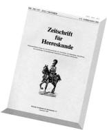 Zeitschrift fur Heereskunde 1990-07-10 (356-357)