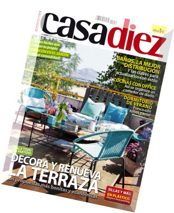 Download casa diez magazine junio 2015 pdf magazine for Casa diez elle