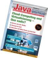 JavaSPEKTRUM - Magazin Dezember-Januar 06, 2014