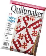 Quiltmaker - January-February 2015