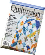 Quiltmaker - July-August 2015