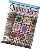 Quiltmaker - May-June 2015