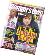 Woman's Own - 1 June 2015