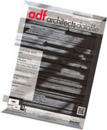 Architects Datafile (ADF) - May 2015