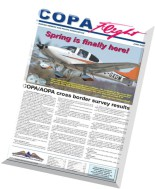 COPA Flight - June 2015