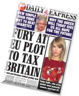 Daily Express - Wednesday, 27 May 2015