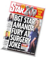 DAILY STAR - Wednesday, 27 May 2015