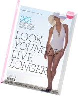 Good Housekeeping Look Younger Live Longer - Summer 2015