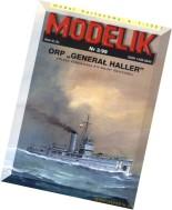 Modelik (1999.03) - ORP General Haller