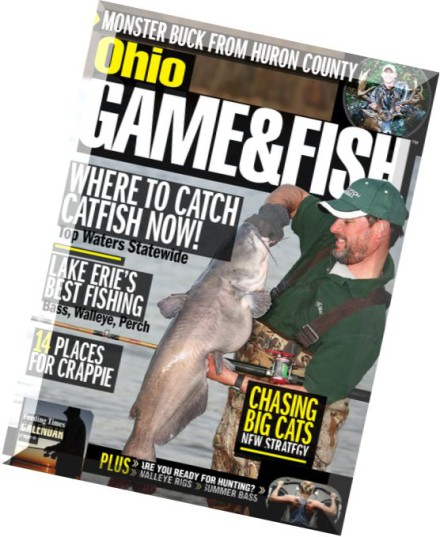 Download ohio game fish june 2015 pdf magazine for Ohio fish and game