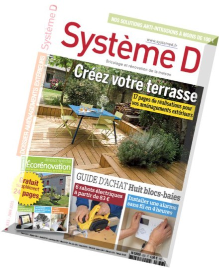 download systeme d n 833 juin 2015 pdf magazine. Black Bedroom Furniture Sets. Home Design Ideas