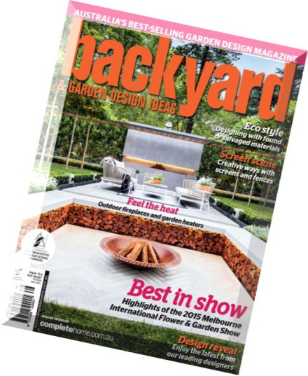 Download Backyard Garden Design Ideas Issue 13 2 2015