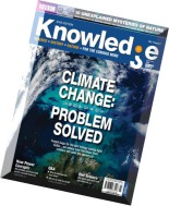 BBC Knowledge Magazine Asia Edition Vol.7 Issue 3, 2015
