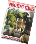 Shooting Times & Country - 27 May 2015