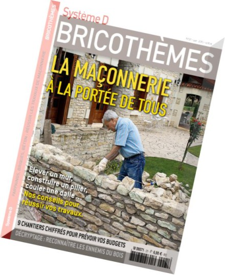 download bricothemes systeme d n 21 juin 2015 pdf magazine. Black Bedroom Furniture Sets. Home Design Ideas