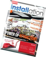 Installation Magazine - June 2015