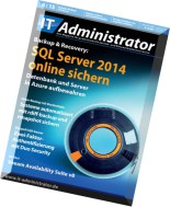 IT-Administrator - Magazin Juni 06, 2015