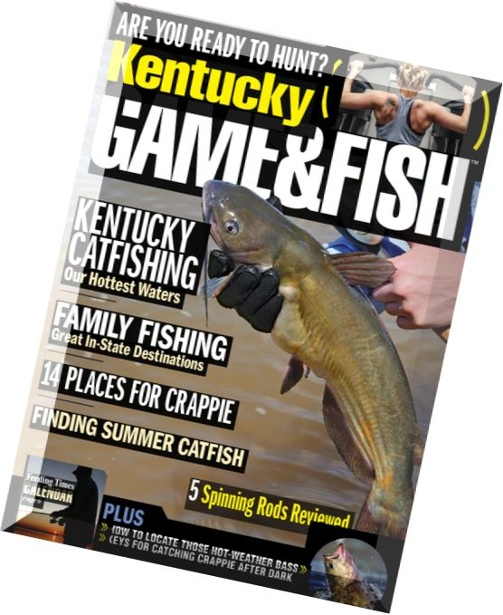Download kentucky game fish june 2015 pdf magazine for Kentucky fish and game