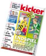 Kicker Sportmagazin 45-2015 (28.05.2015)