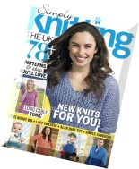 Simply Knitting - June 2015