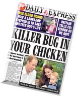 Daily Express - Friday, 29 May 2015