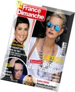 France Dimanche N 3587 - 27 Mai au 4 Juin 2015