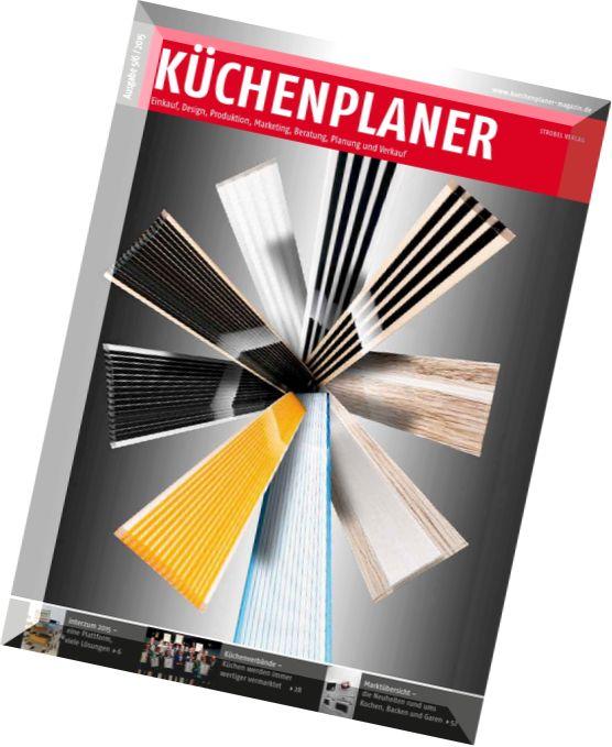 Download Kuchenplaner – Mai Juni 2015 PDF Magazine