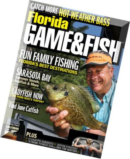 Download florida game fish june 2015 pdf magazine for Florida game fish