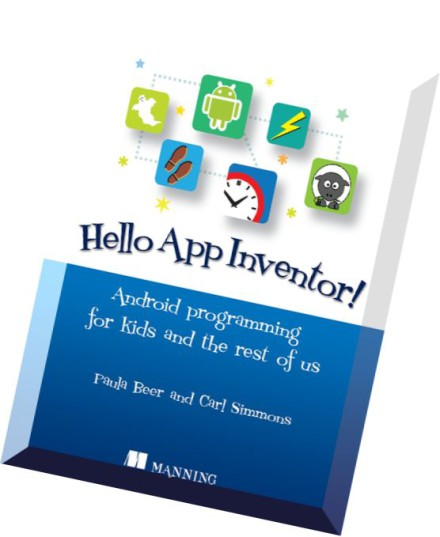 Download Hello App Inventor!- Android Programming For Kids