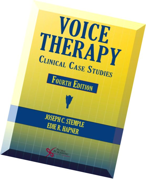 voice therapy clinical case studies pdf torrent