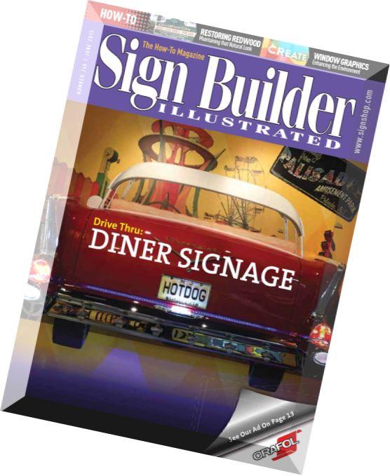 Sign Builder Illustrated – June 2015