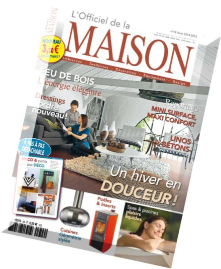 Download l officiel de la maison n 14 hiver 2014 2015 pdf magazine - L officiel de la maison ...