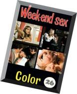 Week-end Sex Color Nr.26