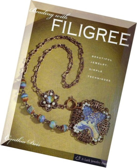 Download beading with filigree beautiful jewelry simple for Jewelry books free download