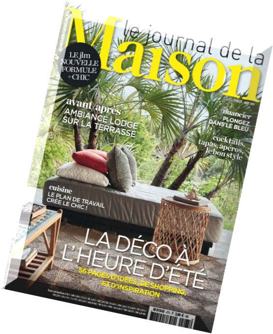 Download le journal de la maison n 475 juillet 2015 pdf magazine - Journal de la maison ...