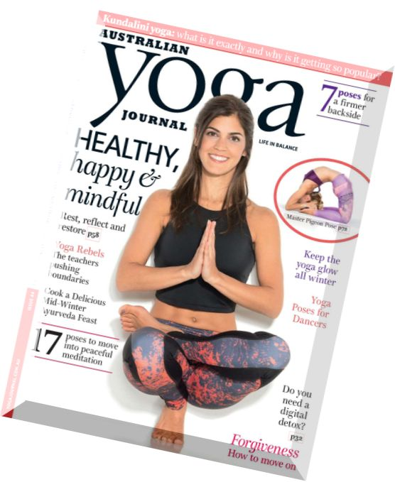 download yoga journal australia july 2015 pdf magazine. Black Bedroom Furniture Sets. Home Design Ideas