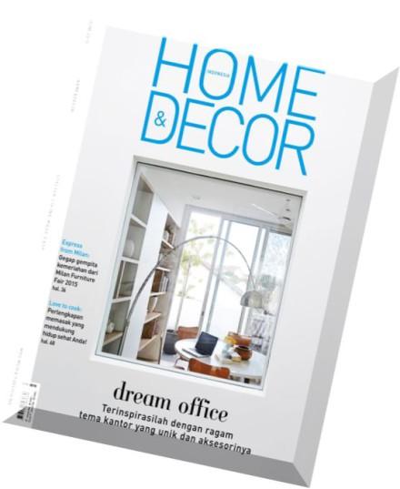 Download Home Decor Indonesia June 2015 Pdf Magazine