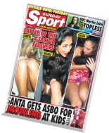 Sunday Sport - 9 December 2012